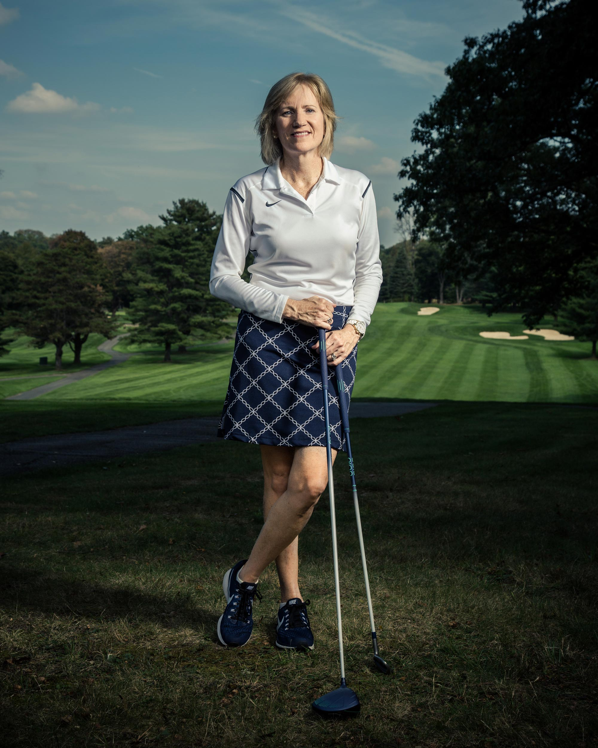 Maura Ballard, Golf Coach, Drew University