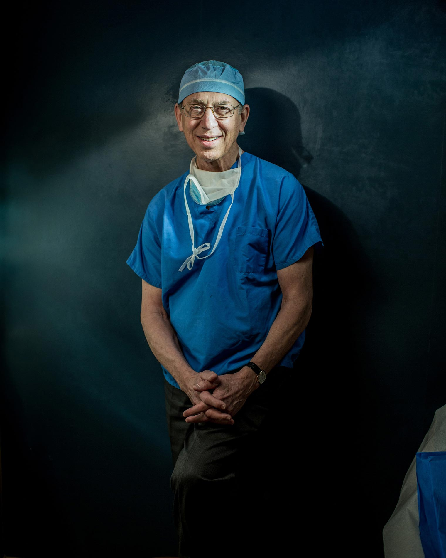 Rutgers, Dr. Sherman Leis, Surgeon