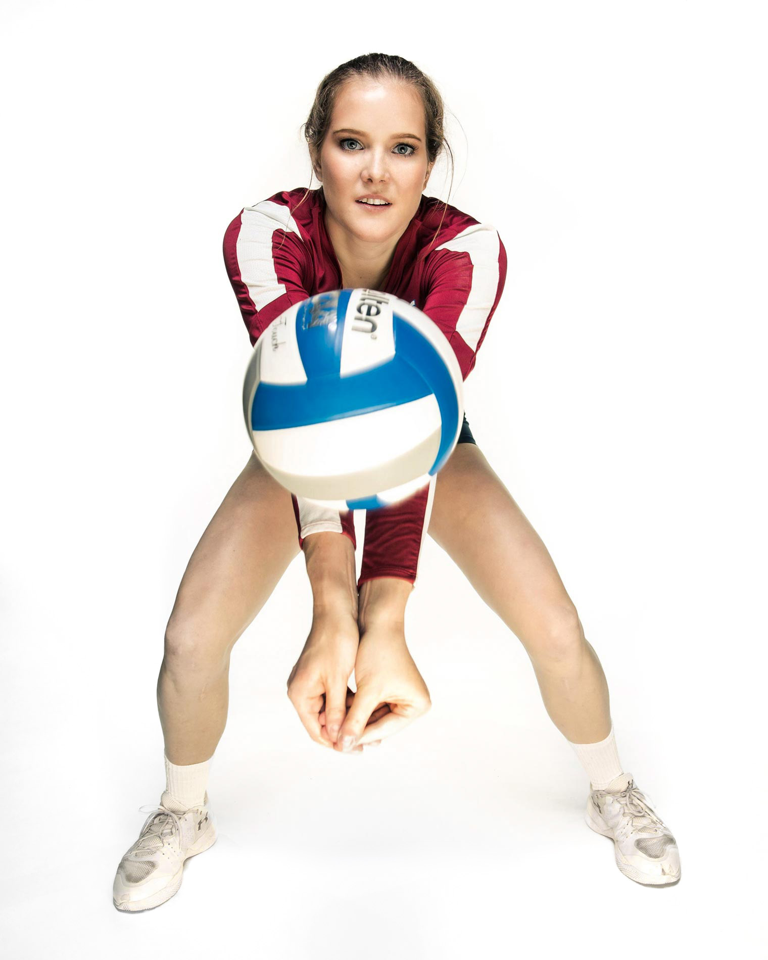 Erin Singer , FDU Volleyball, October 2018